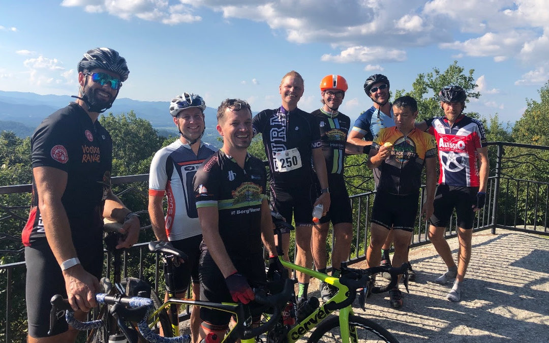 Rider with Stage 4 Cancer completes Tour d' Apple Century Ride